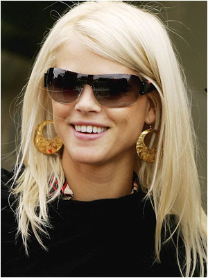 ELIN NORDEGREN wife of golfer tiger woods correction tiger woods wife ...