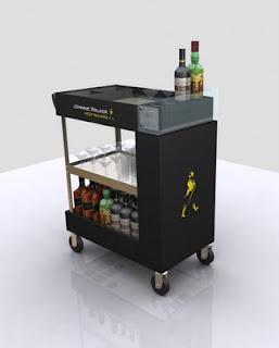 Estilos graficos portfolio nuevo carro para bebidas johnnie walker - Carrito bebidas ...
