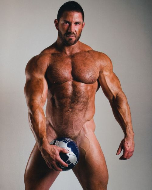 gay muscle male: