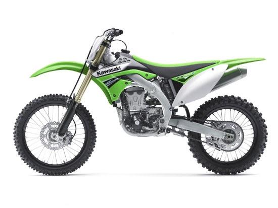 Kawasaki  Motocross Bike