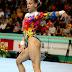 Lesionada,romena Sandra Izbasa não disputará mais o Mundial