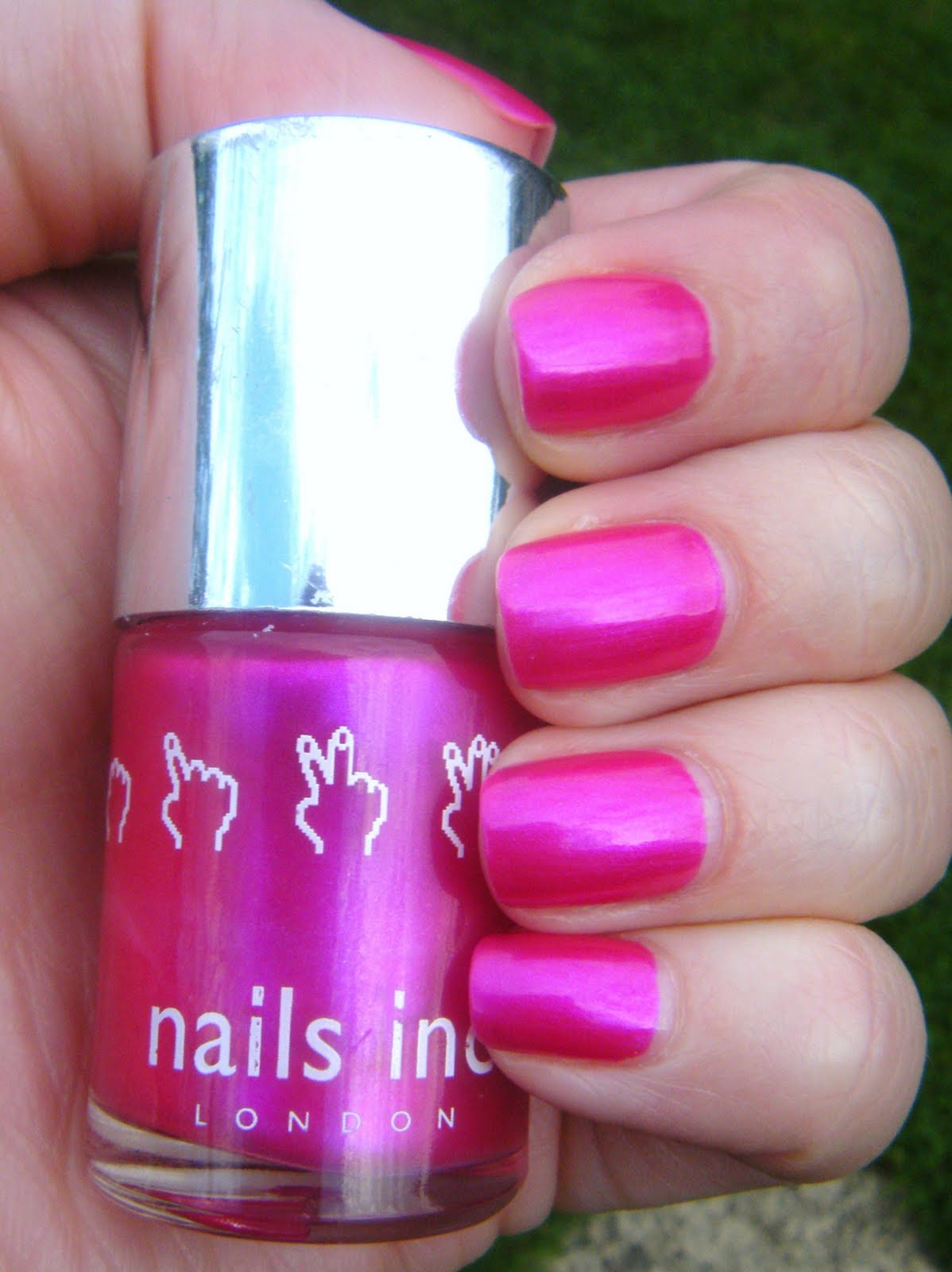 Matilda\'s Manis: Nails Inc - Montrose Place