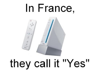 Wii France Version
