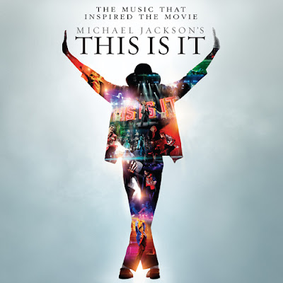 Michael Jackson This is it Album Cover