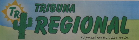 Jornal Tribuna Regional - Santa Quitéria/CE