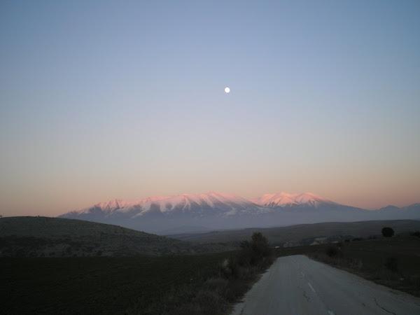 Όλυμπος από τα Γιαννωτά – Olympus view from Giannota