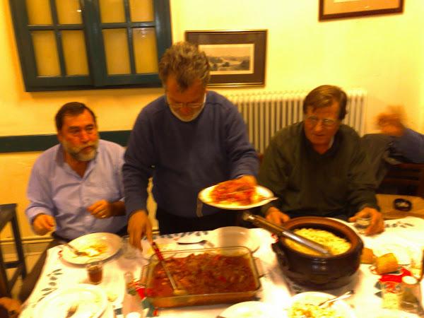 Απολογισμός Συλλογικής Σύναξης ''Σαββατιανών Λουκούλλων Γευμάτων''