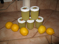 Ummm...fresh lemon juice