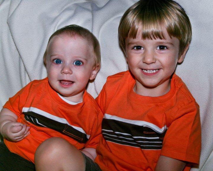 MY DARLING BOYS