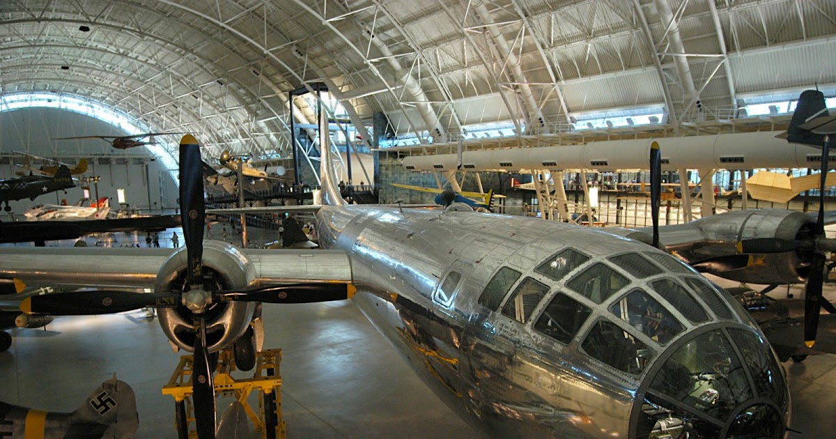 from Channing what did the enola gay do