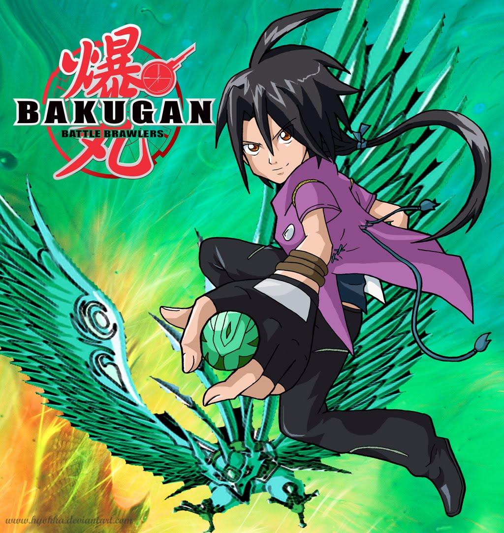 Bakugan Shun Oyunu