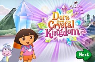 Dora Kristal Krallık Oyunu