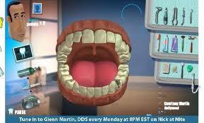 Yardımsever Diş Doktoru Oyunu
