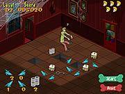 Scooby Doo Gece Atıştırması Oyunu
