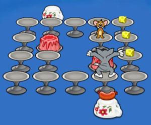 Tom ve Jerry Yemek Savaşı Oyunu