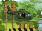 Kurtarma Helikopteri Oyunu