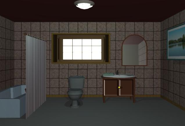 Banyodan Kaçış Oyunu