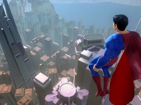 Süperman Geri Geldi Oyunu