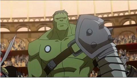 Hulk Gladyatör Oyunu Yeni