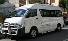 Sports Outreach Minibus