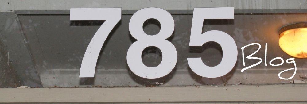 785 Blog