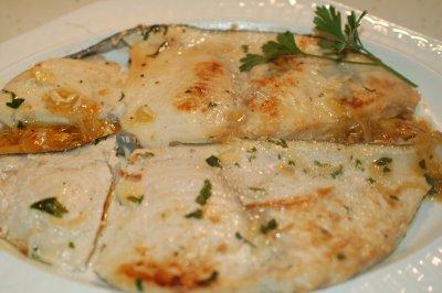 Cocina para estudiantes pez espada al lim n for Cocinar pez espada