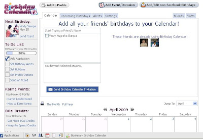 Calendar Facebook tips and tutorials