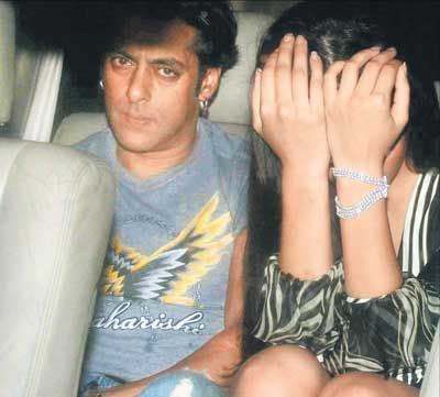 Salman and katrina Kaif