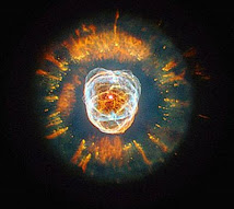 Nebula NGC 2392  Eskimo