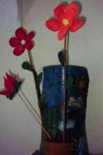 fiori e corteccia