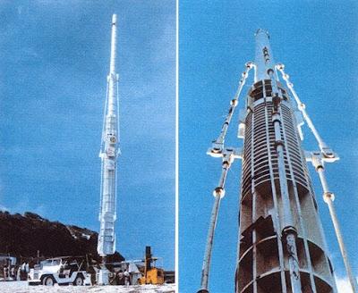 Supergun yang Mampu Mencapai Stratosfer