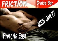 Friction: new cruise bar Pretoria East