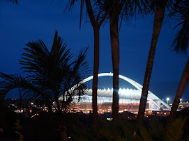 Durban's Moses Madhida Stadium