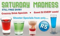 Saturdays: Madness @ Risque