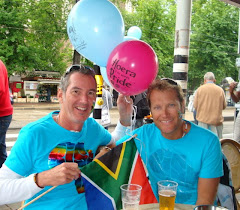 Amsterdam Pride 2010 - Europe and Africa represented