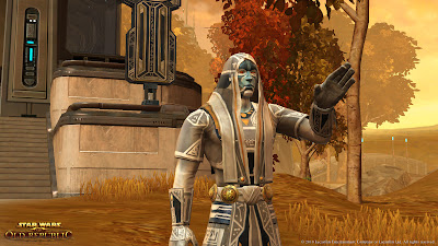 BioWare Talks Advanced Classes and World Building in Star Wars: The Old Republic