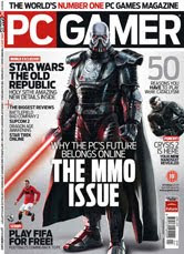SWTOR in PC Gamer UK Magazine