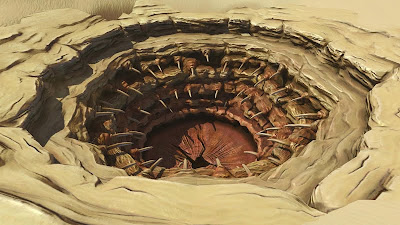 Sarlacc Enforcer, Devourer of Injustice