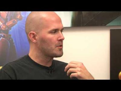 interview with Daniel Erickson