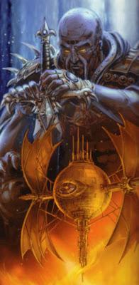 Know your lore: Naga Sadow