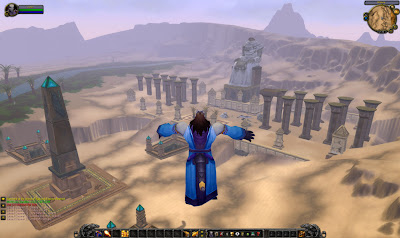 Tempel hinter Uldum 3