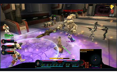 Star Wars: The old Republic - E3 Multiplayer Demo