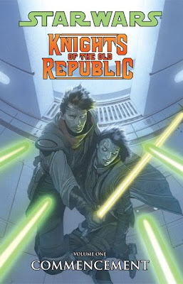 Knights of the Old Republic Volume 1: Commencement Review
