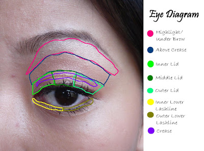 How to apply eyeshadow sugar spice and everything nice ccuart Images
