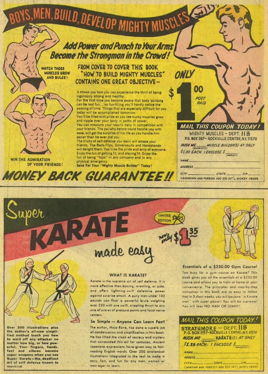 Aquaman (1962) Issue #42 #42 - English 34