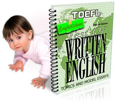 reading essays+toefl