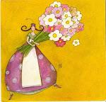 Flores para você...