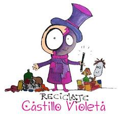 Violeta es reciclaje