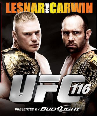 UFC 116 Live Stream : Lesnar vs Carwin Live Streaming Online - Vox