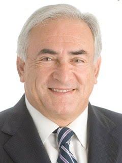 IMF Ügyvezető Igazgatója, Strauss Khan (zimbio.com, katt a képre)